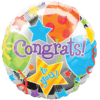 Congratulations Foil Balloons overview
