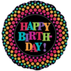 """18"""" Party On Birthday Foil Balloon product link"""