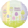 Easter Foil Balloons overview