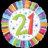 Radiant Birthday 21 product link