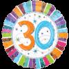 Radiant Birthday 30 product link