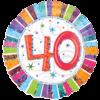 Radiant Birthday 40 product link