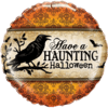 "18"" Have a Haunting Halloween foil balloon product link"