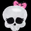 """18"""" Monster High Skull Foil Balloon Junior Sh product link"""