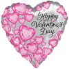 Happy Valentine's Day Heart Diamonds product link