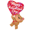 Happy Valentine's Day Bear with Heart SuperSh product link