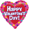 Happy Valentine's Day Hearts ColorBlast product link