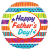 Happy Father's Day Stripes & Dots product link