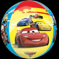 "16"" Big Circular Cars Orbz"