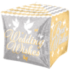 Wedding Wishes Cube product link