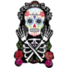 Day Of The Dead Skeleton product link