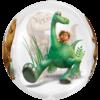 """16"""" The Good Dinosaur Orbz Clear Balloon product link"""