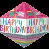 "21"" Happy Birthday Fancy Flags Anglez Ultrash product link"
