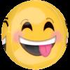 "16"" Winking Emojoi Orbz Foil Balloon product link"