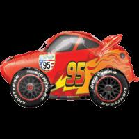 "41"" Lightning Mcqueen Disney Cars AirWalker"