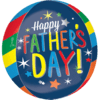 Happy Father's Day Bright Stripes Orbz product link