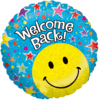 Welcome Back Smiley Face product link