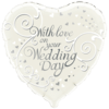 Floating Hearts Wedding Day  product link
