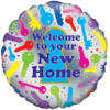 New Home Welcome product link
