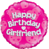 Happy Birthday Girlfriend Holographic product link