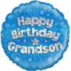 Happy Birthday Grandson Holographic product link