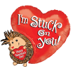 Stuck On You Valentine product link