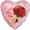 I Love You Rose Posy product link