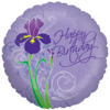 Spring Iris Birthday  product link