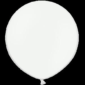 2ft White Giant Balloons