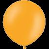 2ft Orange Giant Balloons overview