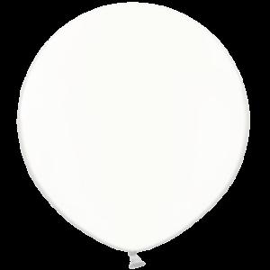 2ft Clear Giant Latex Balloon