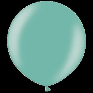 2ft Metallic Green Giant Latex Balloon