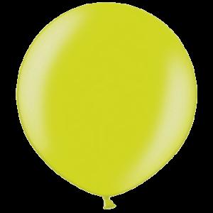 2ft Metallic Apple Green Giant Latex Balloon