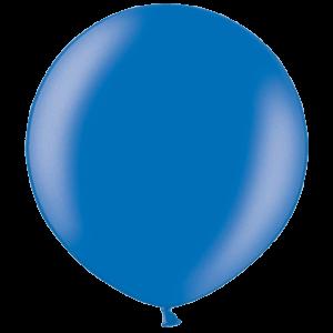 2ft Metallic Royal Blue Giant Latex Balloon