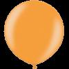 "24"" Metallic Bright Orange Giant Latex Balloo product link"