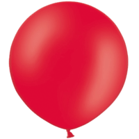 2ft Red Giant Balloons