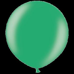 2ft Metallic Turquoise Giant Latex Balloon