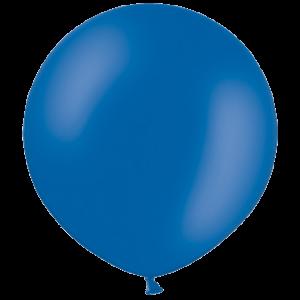 3ft Royal Blue Giant Balloons