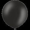 3ft Black Giant Balloons