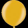 3ft Metallic Gold Giant Latex Balloon overview