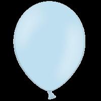 "10"" Sky Blue Balloons"