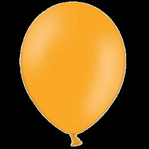 "10"" Orange Balloons"