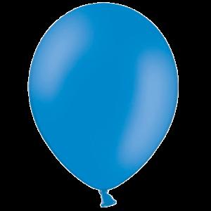 "10"" Mid Blue Balloons"
