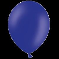 "10"" Night Blue Baloons"