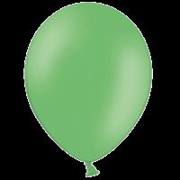 "10"" Bright Green Balloons"