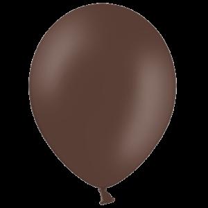 """10"""" Cocoa Brown Balloons"""