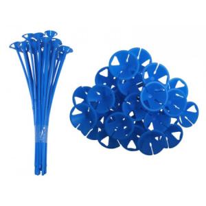 Blue Balloon Sticks - 1 Piece Product Display