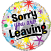 Sorry You Are Leaving product link