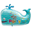 "36"" Whale Of A Party Foil Balloon product link"