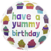 "18"" Yummy Birthday Foil Balloon product link"